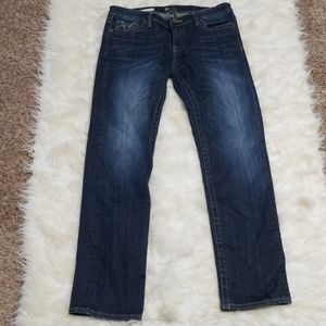 Sz 4 Jeans Kut Kloth Stevie Straight Leg Stretch